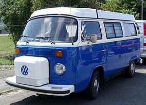VW Bus T2B Wohnmobil