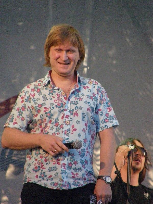 Рожков, Андрей Борисович — Википедия
