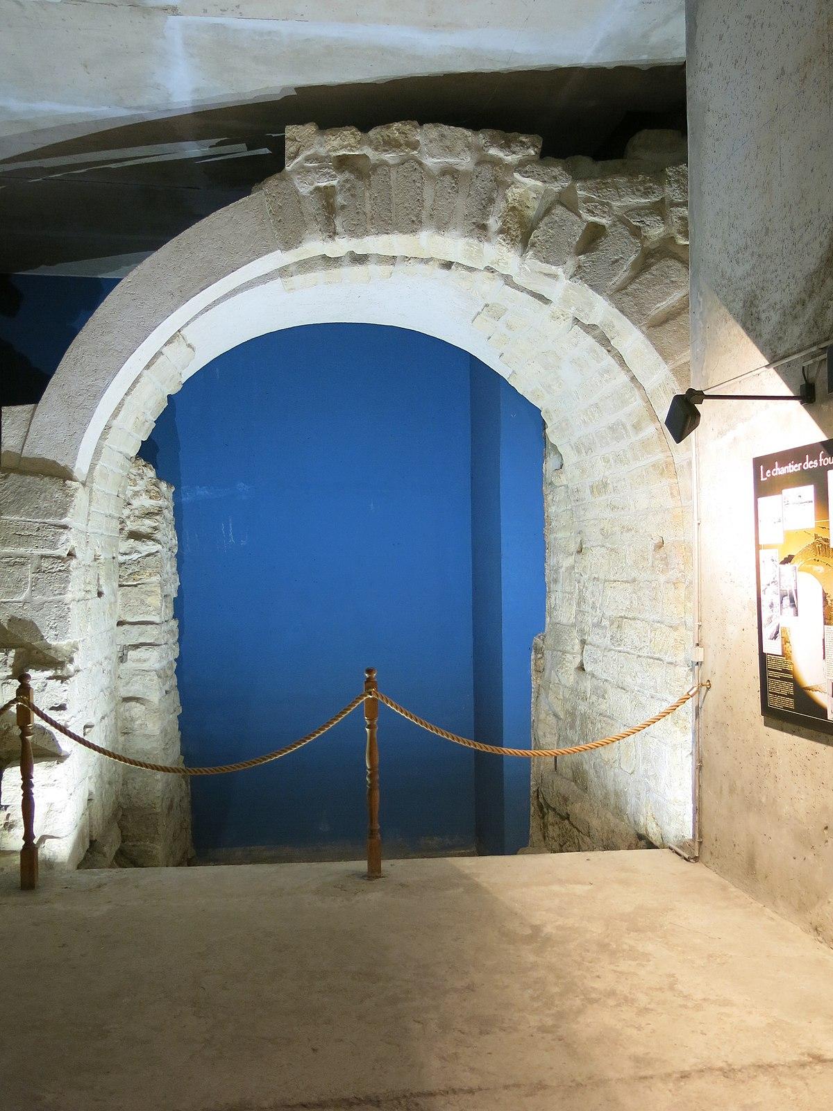 Arche De Lenceinte De Philippe Auguste Wikipdia