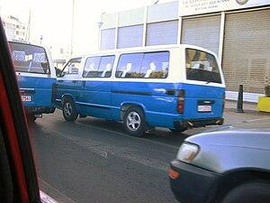 English: Bole Road, Addis Ababa.