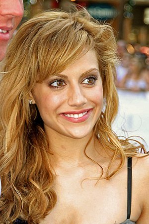 English: Brittany Murphy at the Australian pre...