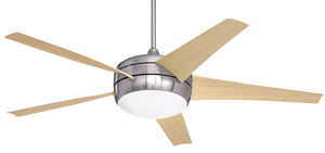 A Ceiling fan is an example of an axial fan.