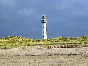 English: Egmond aan Zee, Netherlands - Lightho...