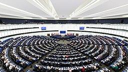 European Parliament Strasbourg Hemicycle - Diliff