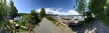 English: Gibsons Harbour, Sunshine Coast, Brit...