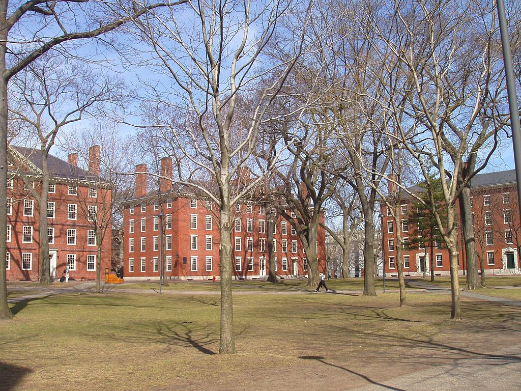 File Harvard Yard Harvard University Jpg Wikimedia Commons