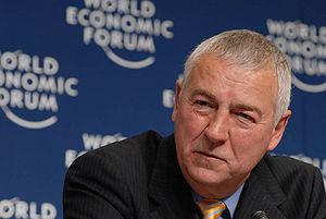 Jim Goodnight, Chief Executive Officer, SAS, U...