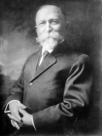 English: John Harvey Kellogg, co-founder of th...