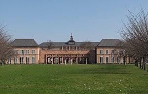 English: Entrance Grassi-Museum Leipzig Deutsc...