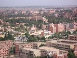 MoroccoMarrakech townfromhill.jpg