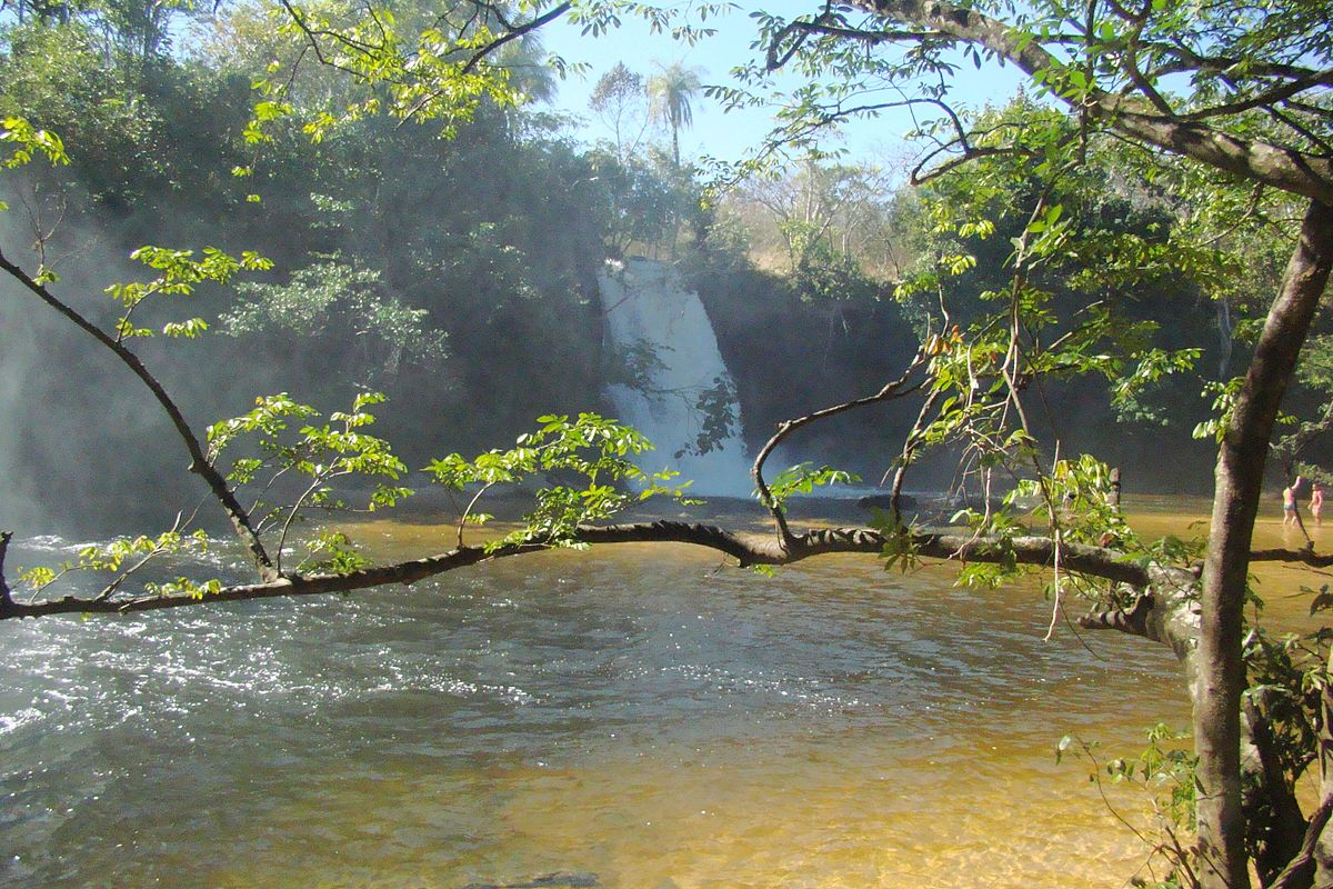 Chapada Das Mesas National Park Wikipedia