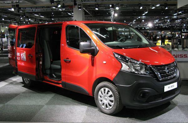 Nissan NV300 Wikipedia
