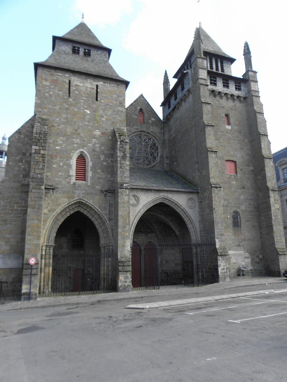 Roman Catholic Diocese Of Saint Brieuc Wikipedia