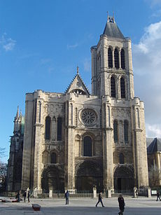 Image illustrative de l'article Basilique Saint-Denis