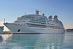 Seabourn Odyssey (ship, 2009) IMO 9417086 in Split, 2011-11-16 (2).jpg
