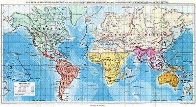 Distribución geográfica de los mamíferos - Wikipedia, la ...