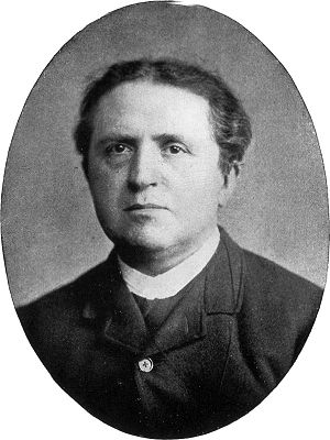 Photograph of Abraham Kuyper