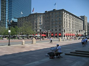Boston Massachusetts: Copley Square