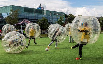 Bubble Football 03