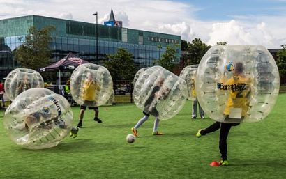 Bubble Football 03