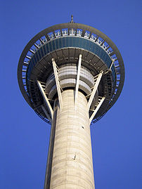 Macau Tower - Bungy Jumping