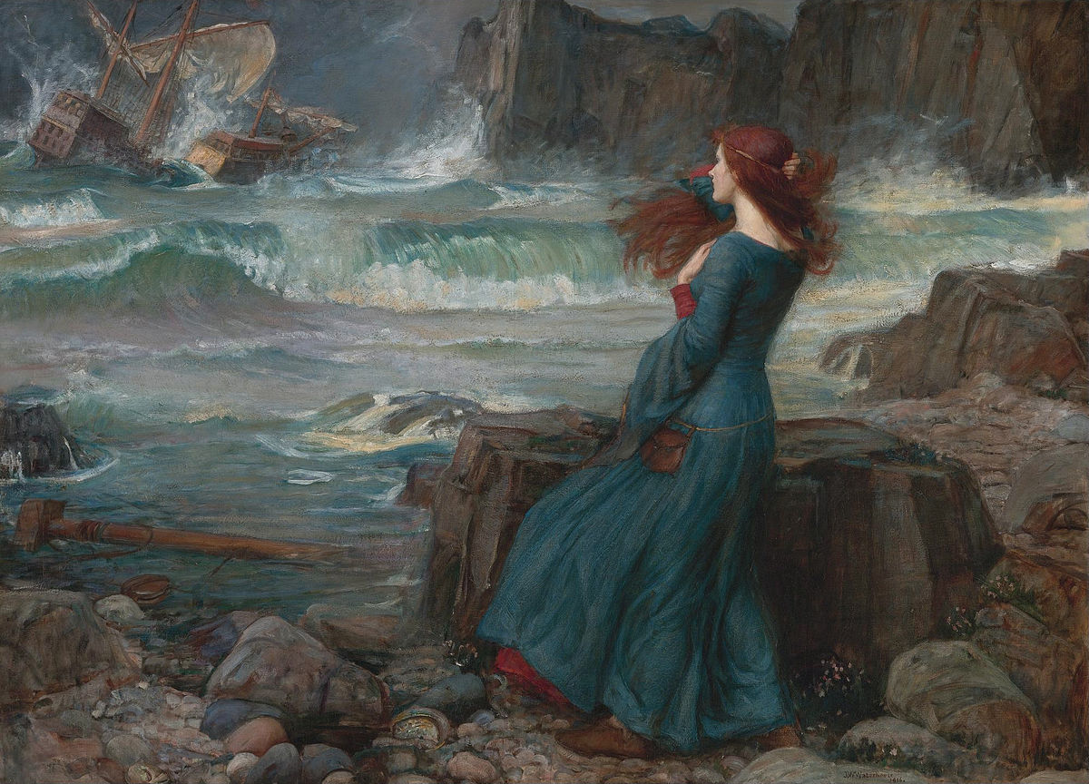 Miranda  The Tempest    Wikipedia