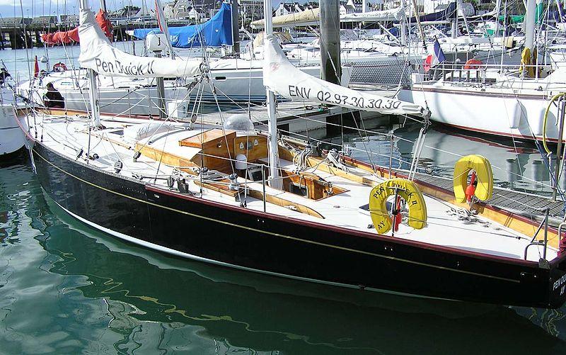pen duick II armada rouen