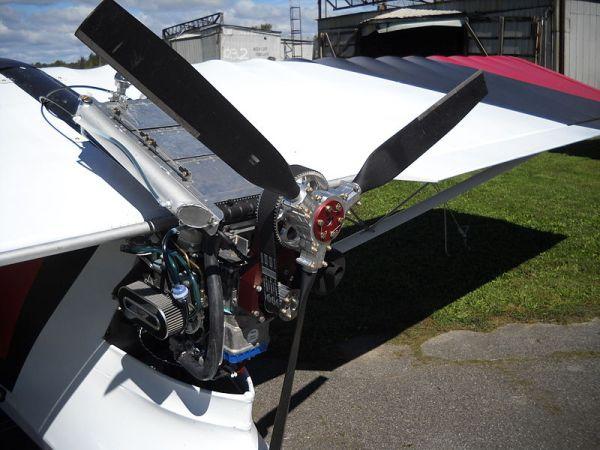 File:Quad City Challenger II C-IMOM Warp Drive Propeller ...