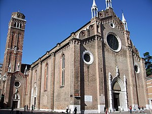 Santa Maria Gloriosa dei Frari in Venezia