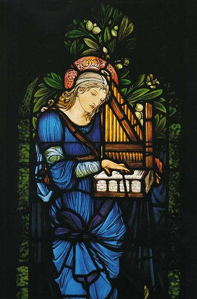 File:St Cecilia narthex.jpg