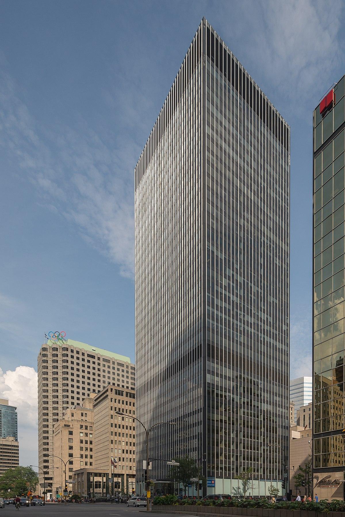 Telus Tower Montreal Wikipedia
