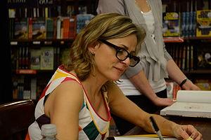 English: Amy Sedaris book signing (Simple Time...