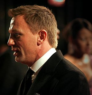 Daniel Craig at the Orange British Academy Fil...