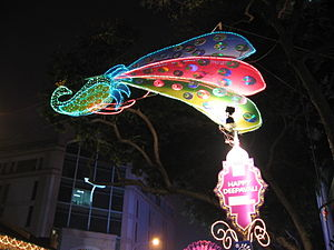 Deepavali 11, Little India, Singapore, Oct 06