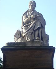 Monumento a Sir Walter Scott en Edimburgo