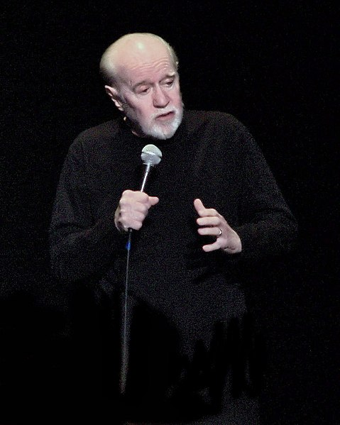 File:Jesus is coming.. Look Busy (George Carlin).jpg