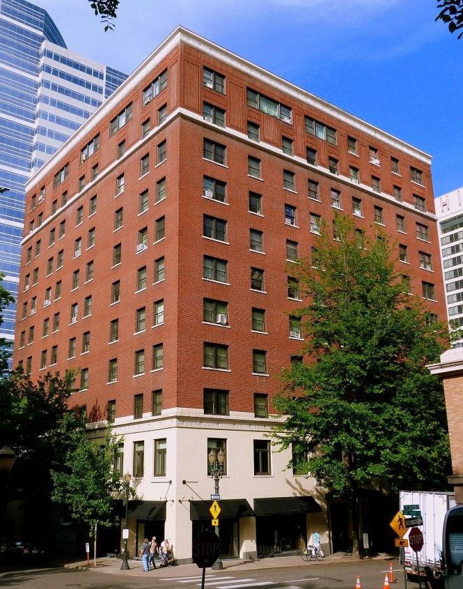 Park Heathman Hotel Wikipedia
