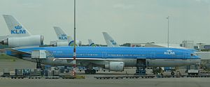 English: KLM Royal Dutch Airlines McDonnell Do...