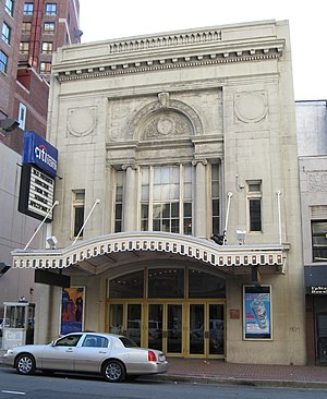 Shubert Theatre, Boston