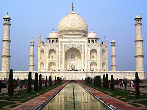 TajMahal from Agra Uttar Pradesh, INDIA