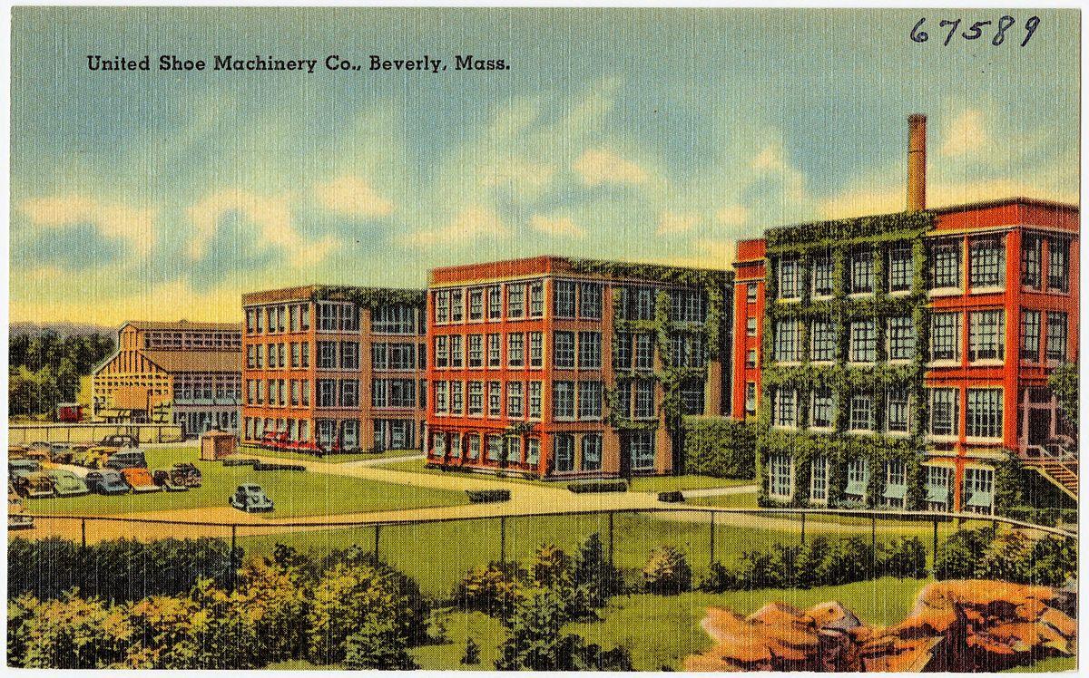 United Shoe Machinery Corporation Wikipedia