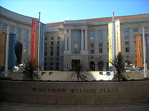 The Woodrow Wilson Plaza located in the Federa...