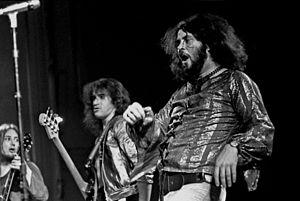 Gentle Giant, Musikhalle Hamburg, April 1974: ...
