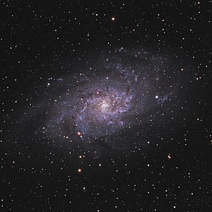 Messier 33, Triangulum Galaxy