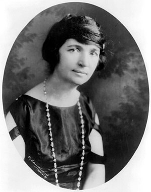 Goldman joined Margaret Sanger in crusading fo...