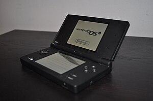 English: Nintendo DSi Polski: Nintendo DSi