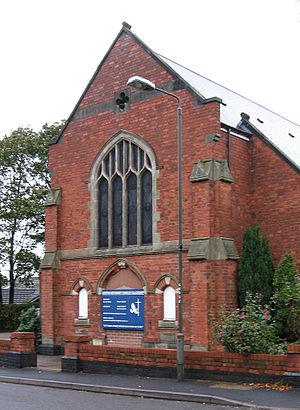 English: Newton - Methodist Chapel