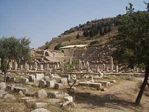Odeon, Efes (Ephesus), Turkey
