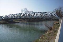 Pont Hans-Wilsdorf 1