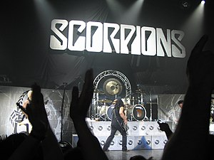 Ralph Rieckermann of Scorpions.